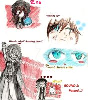 Smoct: Round 1 Pg. 1 by SparkzofHope