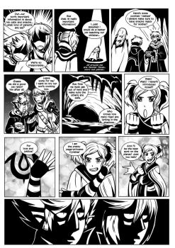 Angie Ruins Fire Emblem 20 by angieness