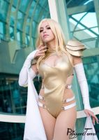 SDCC14 - Pheonix Force Emma Frost by BlizzardTerrak