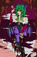 Morrigan Love by Angelized
