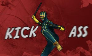 Kick-ass by Billysut