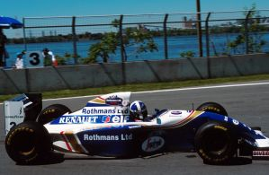 David Coulthard (Canada 1994) by F1-history