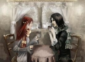 HP: Comfort and Joy SSLE by Veronica-Art