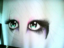 Eyes from the soul by Zomaly