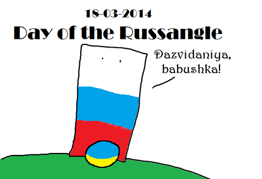 Day Of The Russangle by hansime