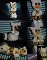 .hack - Ouka Plushie by Zuzyy