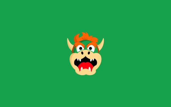 Bowser Means Business by JustinRampage