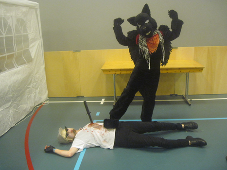 SVS-Con 2014: I Killed Dirk Strider! by CandyCornFields