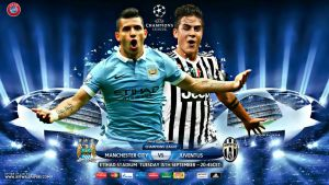 MANCHESTER CITY - JUVENTUS CHAMPIONS LEAGUE 2015 by jafarjeef