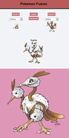 Cudrio (Pokemon Fusion) by Radiant-Lyxill