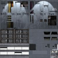 ProjectX retexture (Forsaken). Ship map by dactilardesign