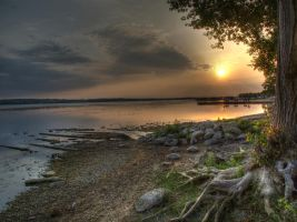 Waters Edge by DGJ13