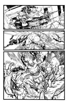 CAGE01, page 02 by EricCanete
