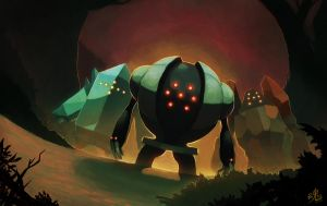 The Legendary Golems