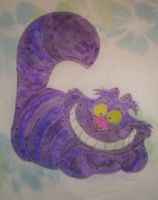 Cheshire Cat by Noelle-San