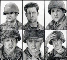 Saving Private Ryan by dollparts21
