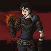Champion of Kirkwall by AntManTheMagnif