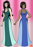 Outer Princess Korrasami by PerryWhite