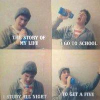 =Story of my life by UpThebiebs