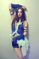 Lenne - Final Fantasy X-2 by M00-chan