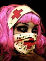 Zombie Nurse by Cast-Down-Doll