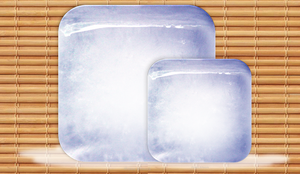 iOs Ice Cube Icon by Jexyla