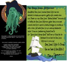 Davy Jones Premium Coffee by coolbyproxy