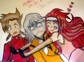 Tales of Symphonia by SheikahLover