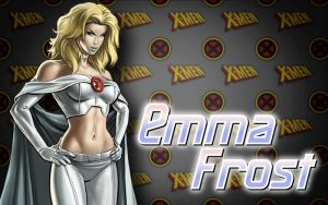 EMMA FROST! by Superman8193