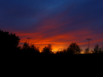 Today's sunset -3- by IoannisCleary
