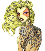 Cheetara by Jason244555
