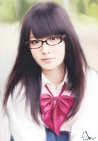 Suzuki Airi_School Days by aoisugimoto