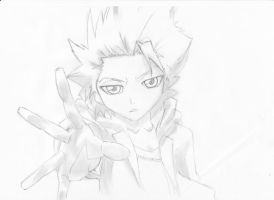 Hitsugaya by AnimeFan-3000