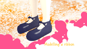 [TUTORIAL]Modelling a ribbon by Yowafan