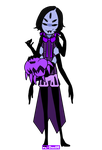 Monofell: Muffet by PC-Doodle