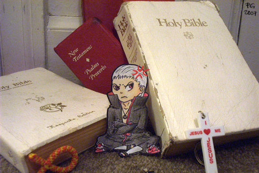 paperchild: Hidan by Phantom-Gurl