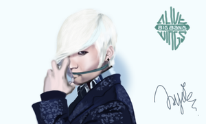 Daesung  ALIVE from big bang by JandeeYeexin