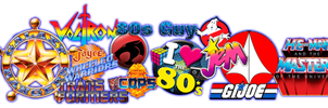 80s CARTOON SIG by 80sUnleashed