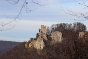 Reussenstein Castle by Vyalia