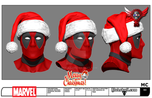 DEADPOOL SEASONS BEATINGS by NUBSKULL