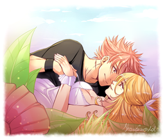 Nalu:summer by Shandisworld