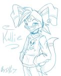 male - Kallie by shaloneSK