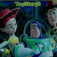 Toy Story 3 by stefi-one