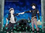 Black Clover 01: I will become the magician king by NarutoRenegado01