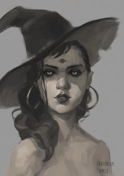 Witch by Granks