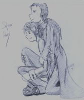 Salazar_and_Harry by GrimDrawings