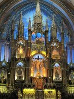 Notre dame, montreal by korovabar