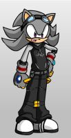 Blitz The Hedgehog by SuperSonicPunk
