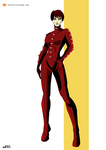 Rachel Summers (X-Men) by FeydRautha81