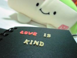 Love is Kind by Vallia